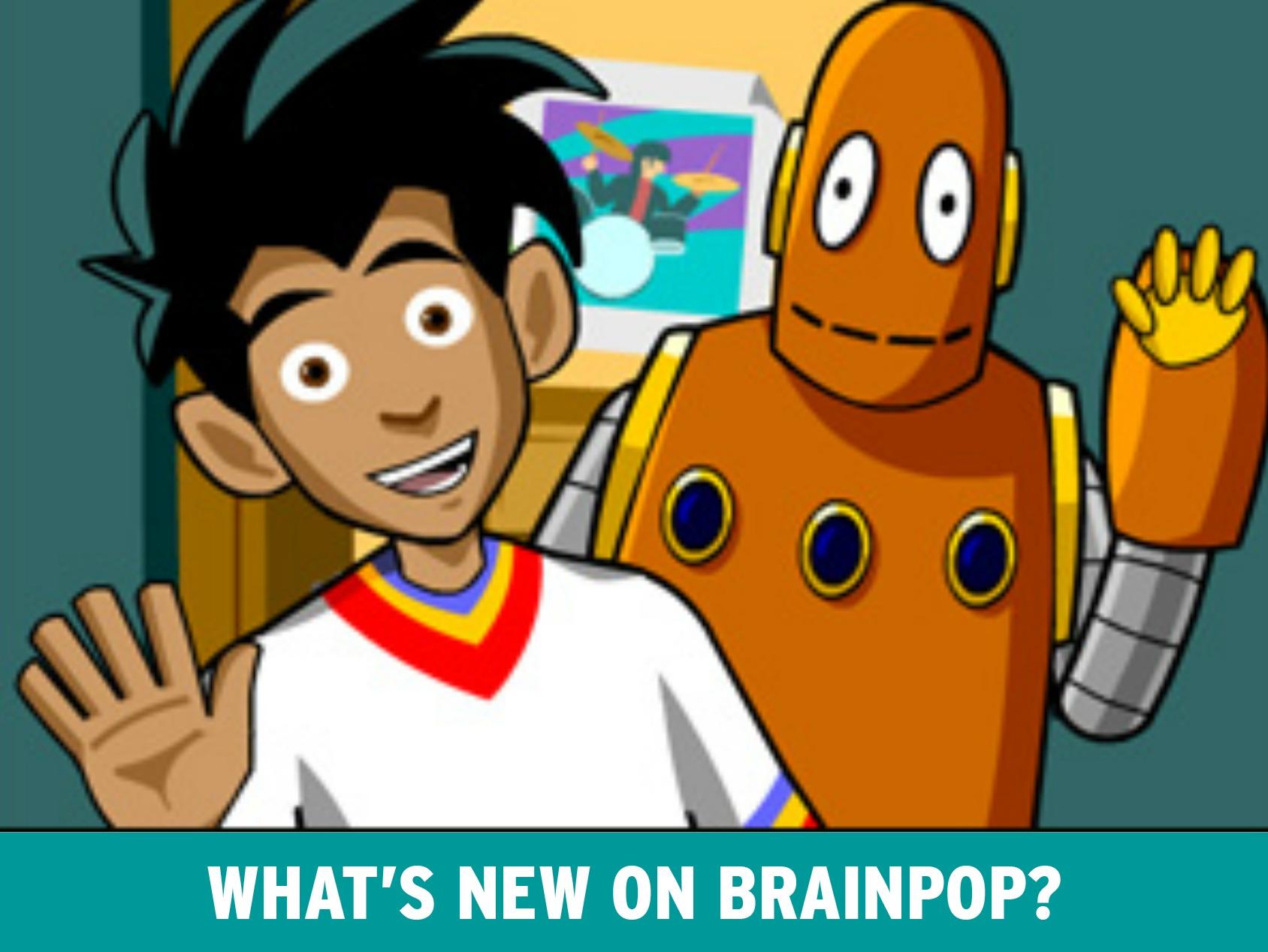 BrainPOP ESL quiz
