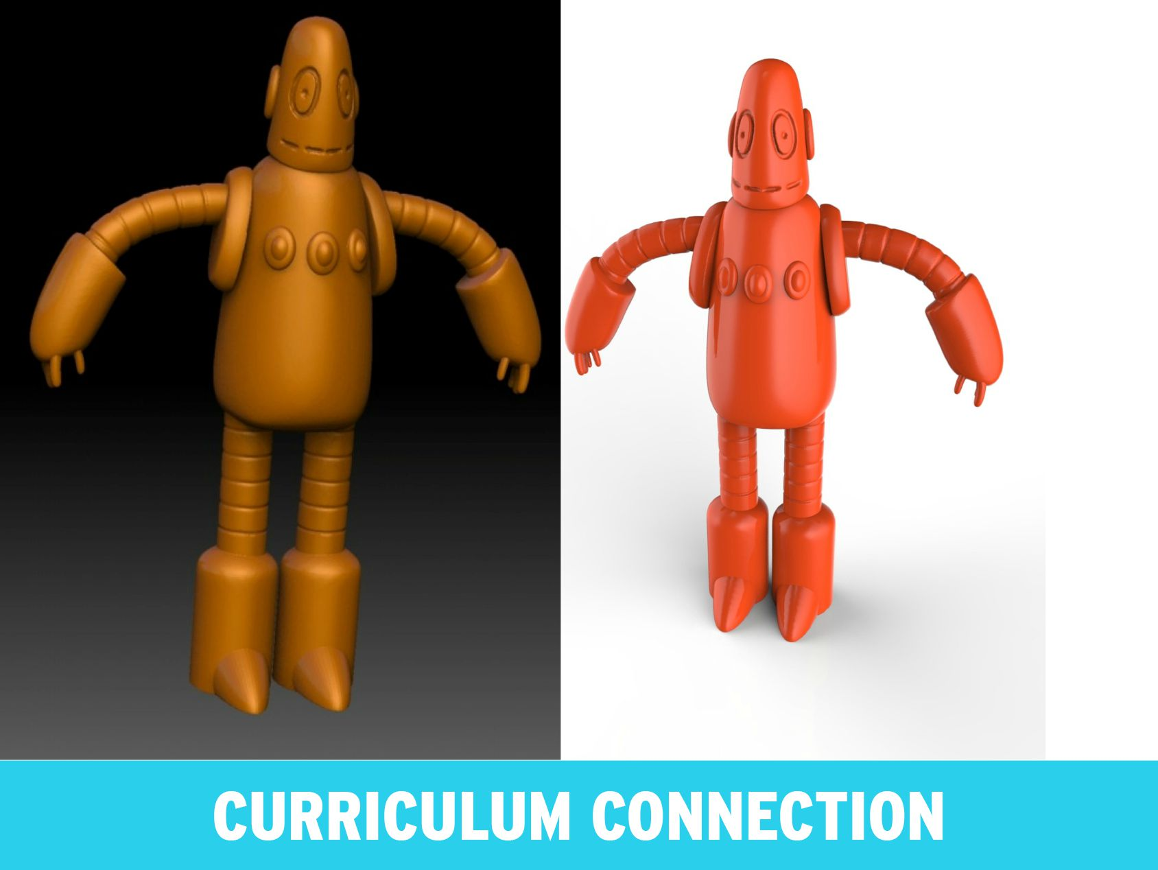 3D Robots: How This Teacher Introduced 3D Printing to Her Students