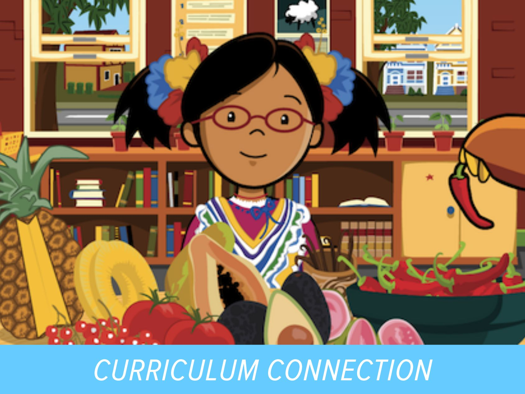 BrainPOP Curriculum Connections for October