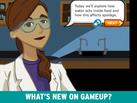 Virtual Labs on GameUp