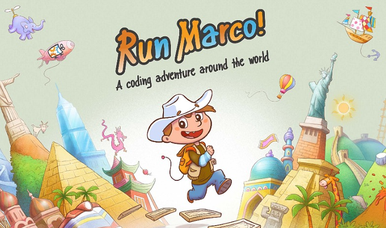 New coding game: Run Marco!