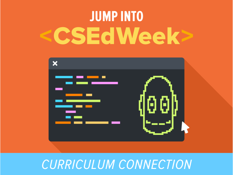Jump Into CSEdWeek and Hour of Code - featured blog image