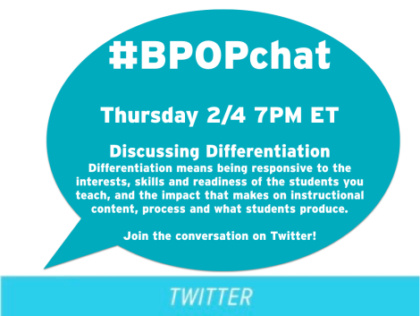 BPOPchat twitter chat