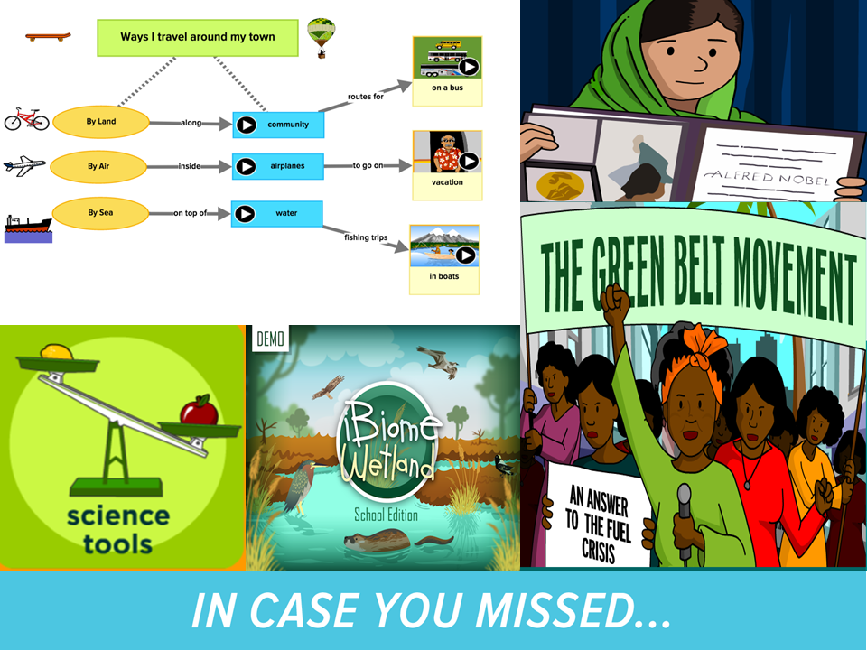 A Recap of What's New on BrainPOP and BrainPOP Jr.