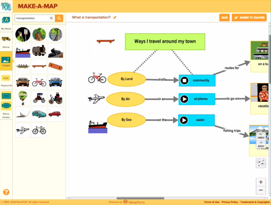 MakeaMap BrainPOP Jr  1 Minute Overview  BrainPOP Educators