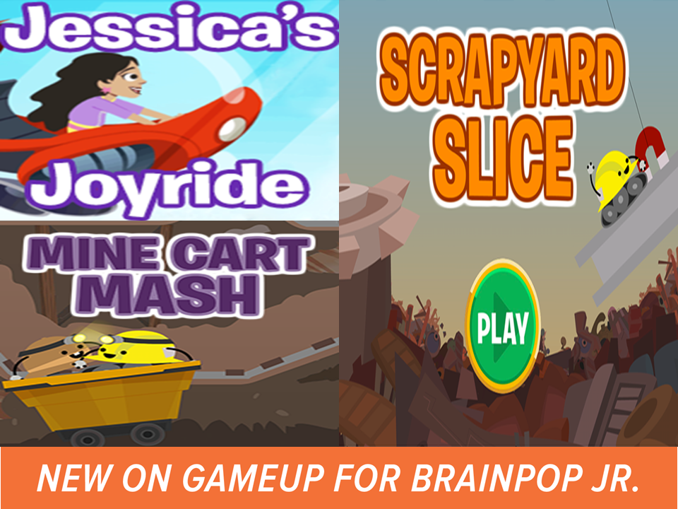 Announcing Three New Games from The Electric Company