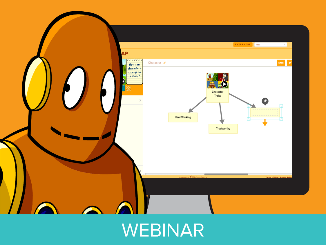 Introducing Make-a-Map for BrainPOP Jr.