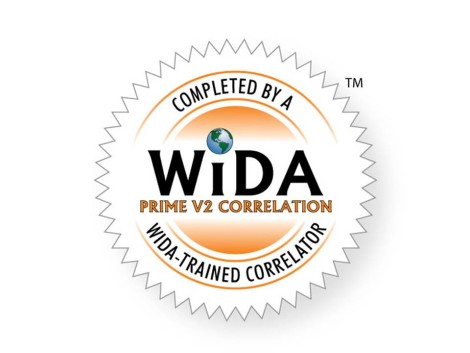 WIDA Word Press seal