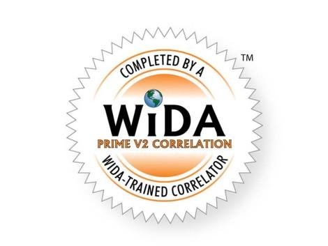 WIDA Word Press seal