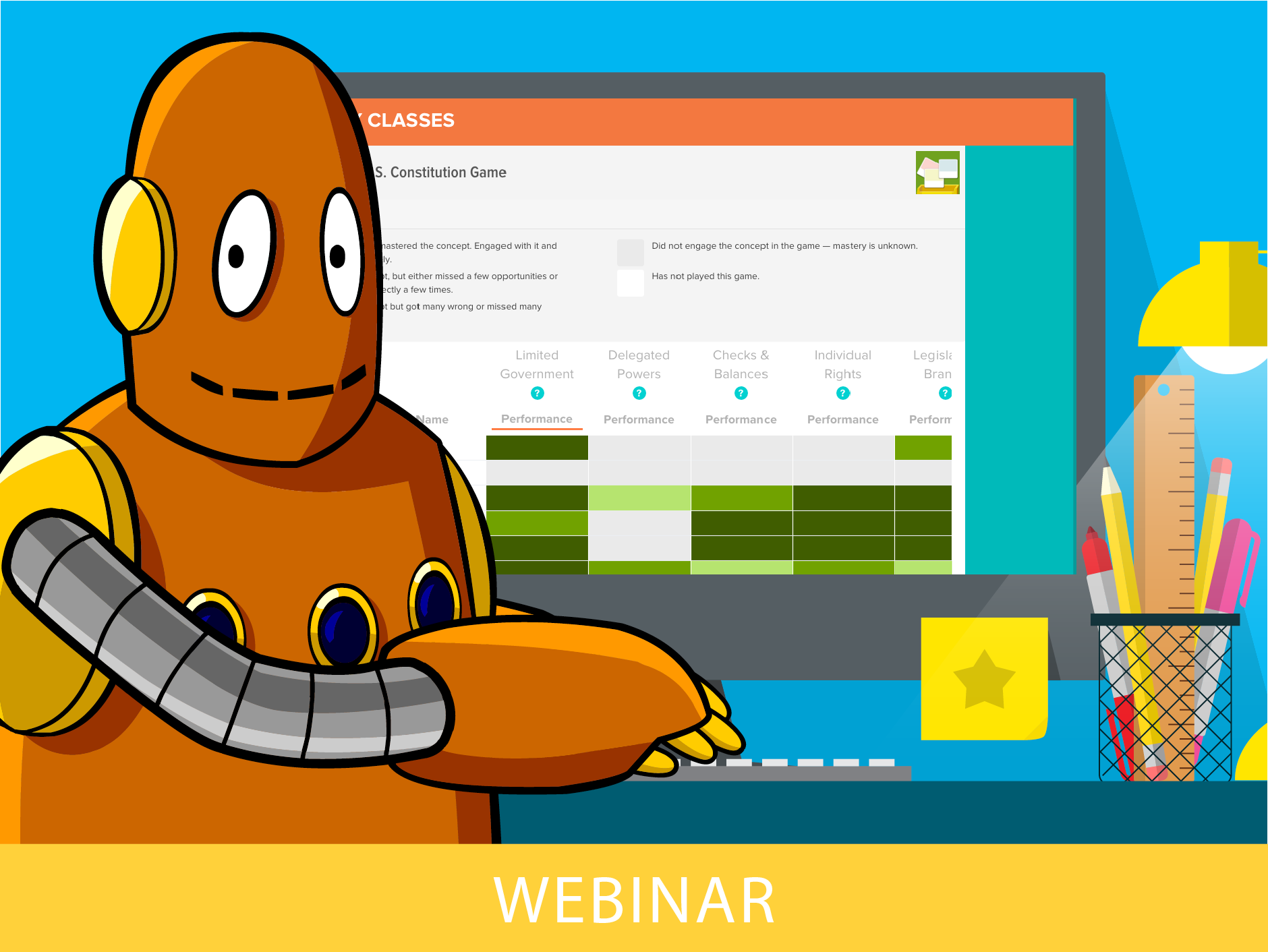 Assessment Games with BrainPOP