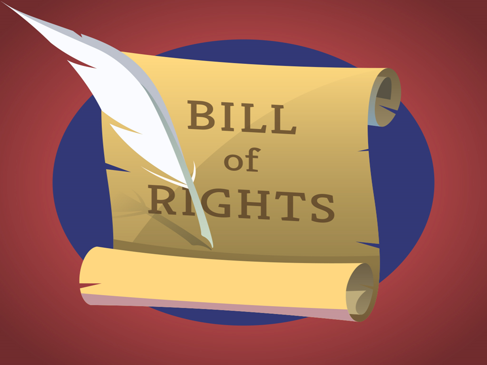 Your Bill of Rights