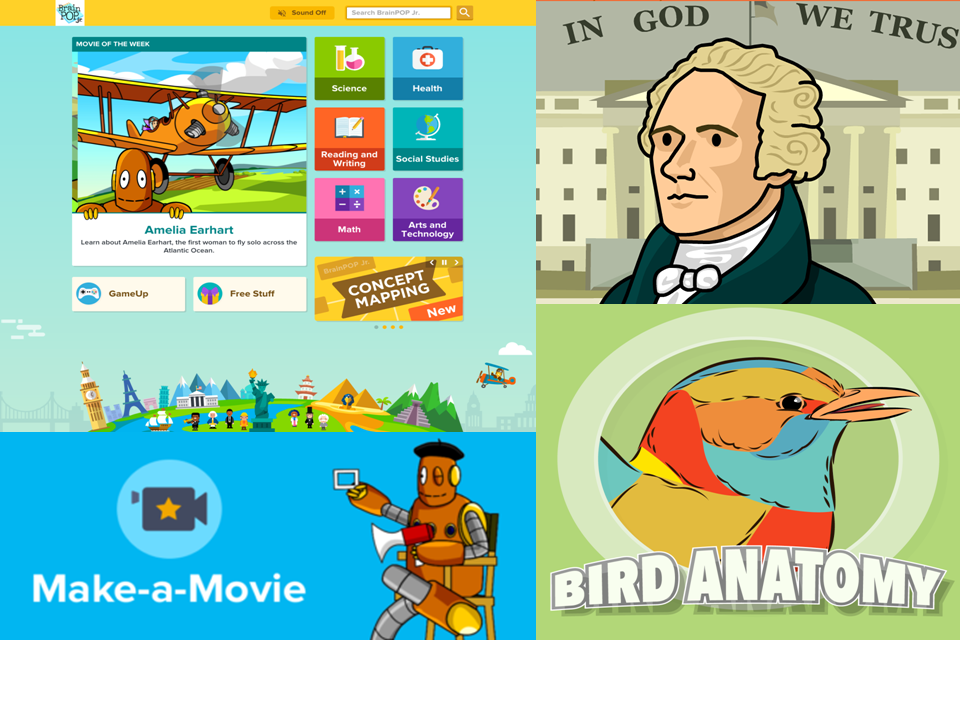 What's New at BrainPOP: January Recap