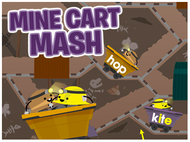 game_screenshot_Mine Cart Mash