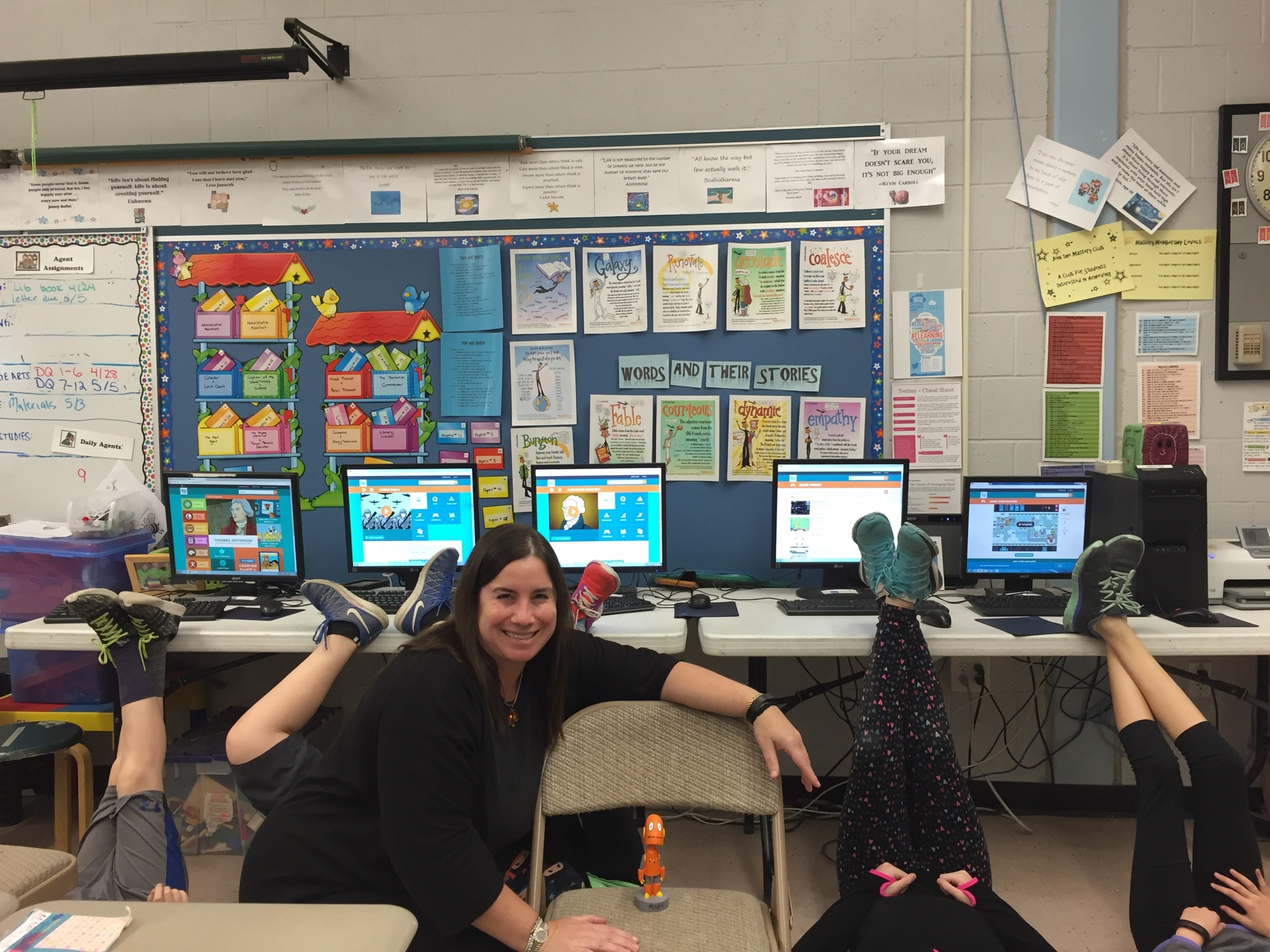 Hacking Assessment: My BrainPOP Style with Rayna Freedman