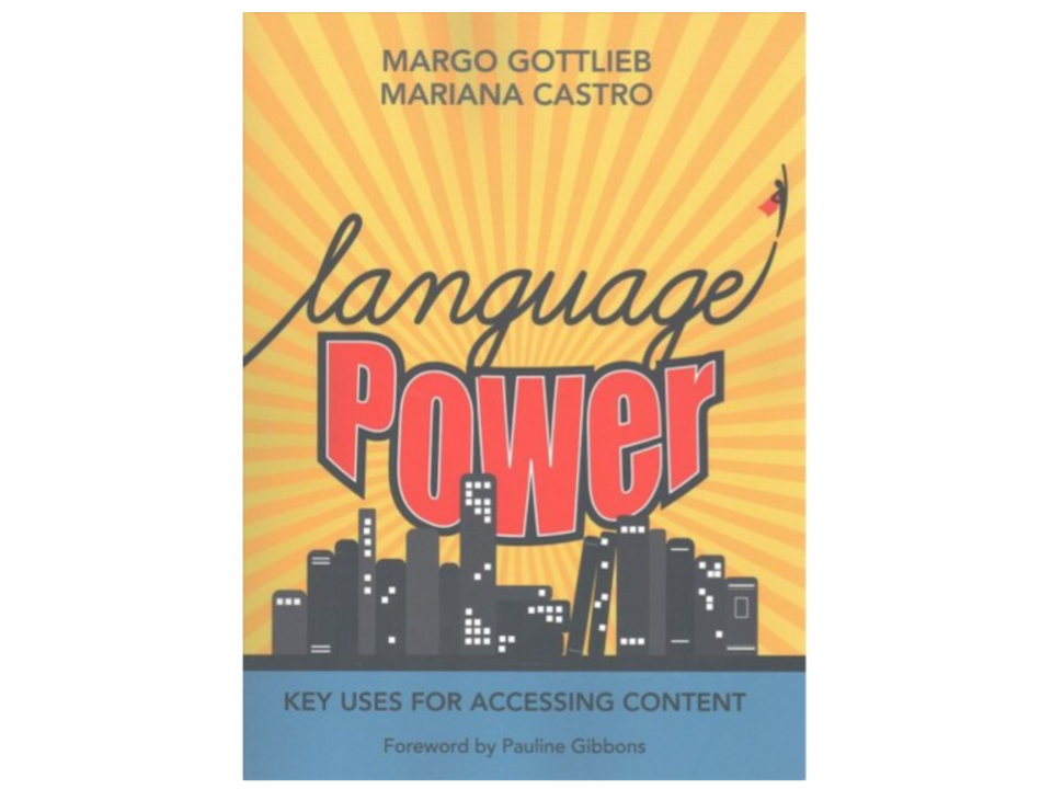 Language Power book cover