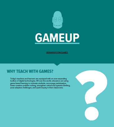 GameUp Infographic