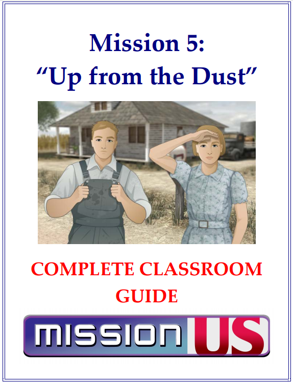 Mission US: Up From the Dust Educator Guide