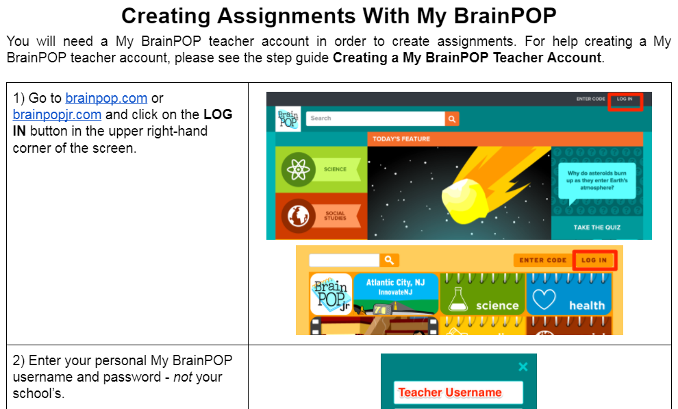 Digital Citizenship Assignments and Custom Pathways Step Guide