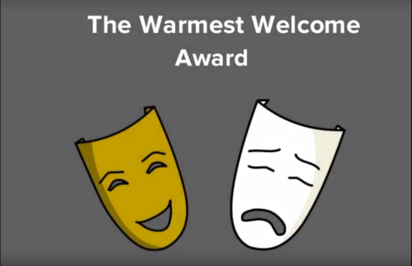 The Warmest Welcome Award ISTE 2017