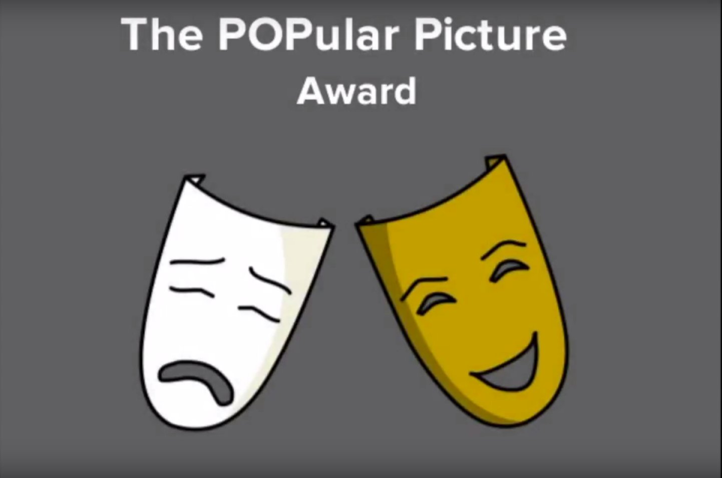 The POPular Picture Award ISTE 2017