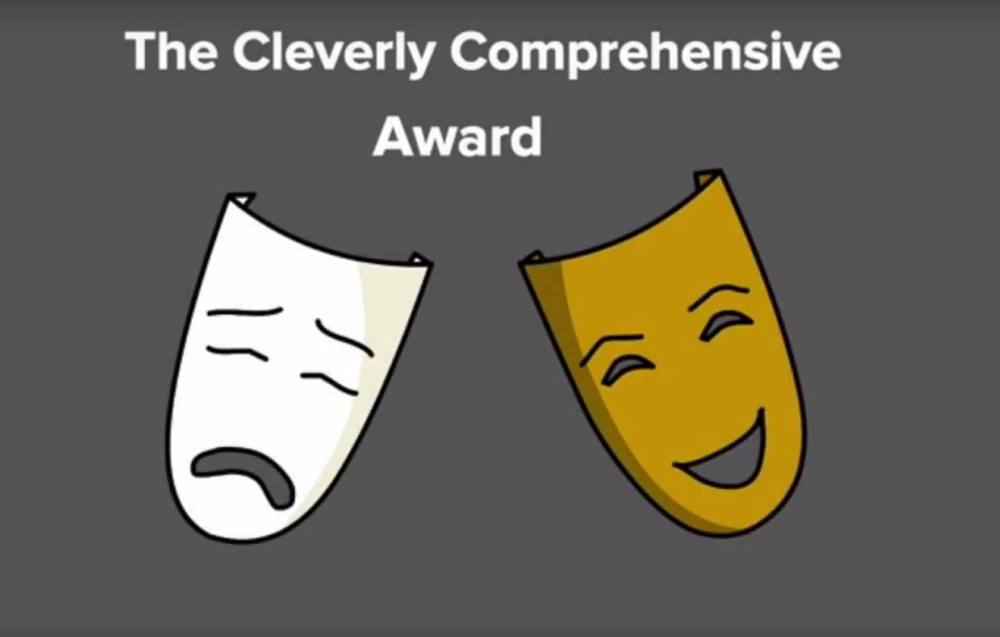 The Cleverly Comprehensive Award ISTE 2017