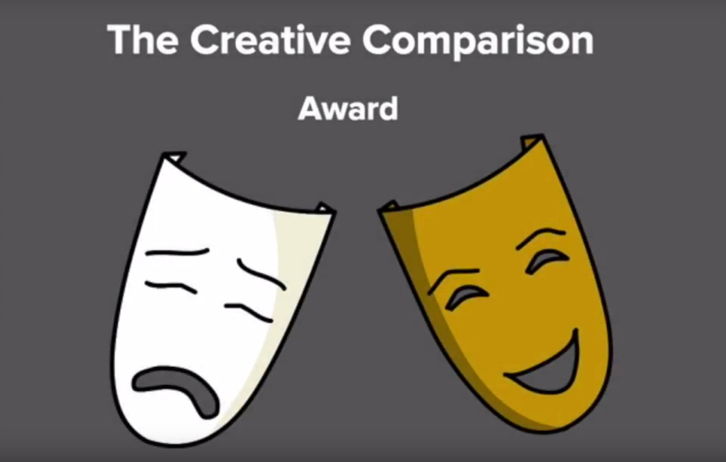 The Creative Comparison Award ISTE 2017