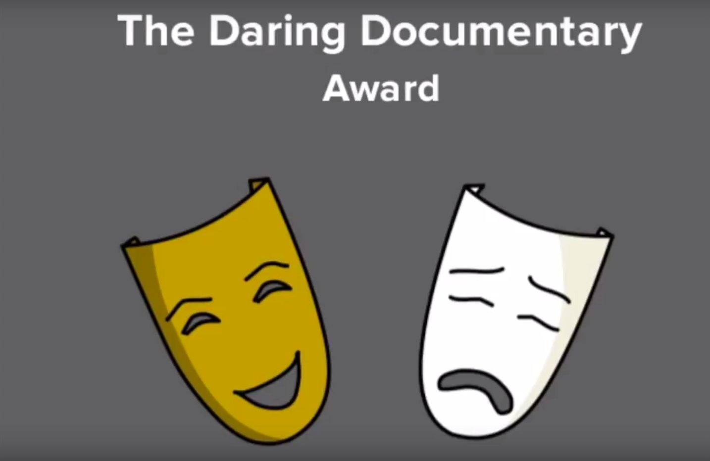 The Daring Documentary Award ISTE 2017