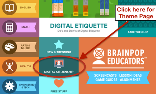Digital Citizenship Video Overview