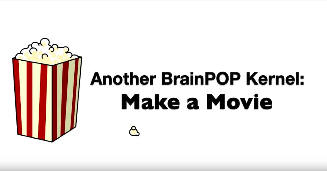 Produce a BrainPOP-Style Movie