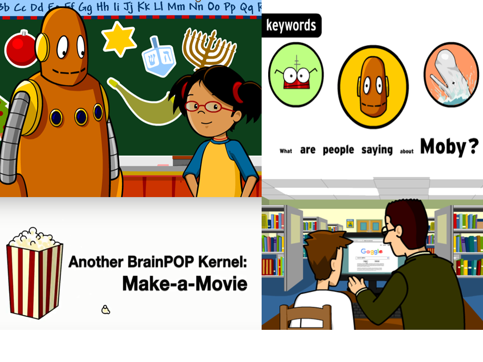 What's New on BrainPOP: December Recap