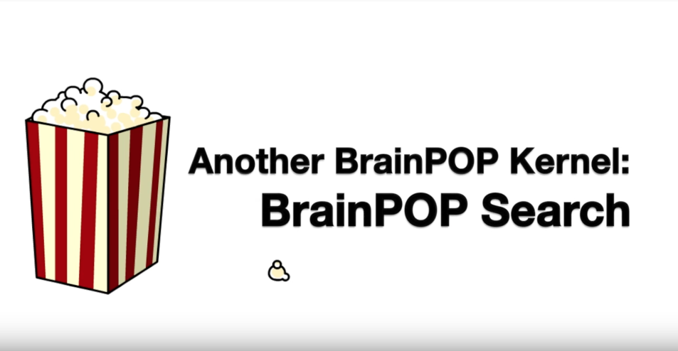 Power Search BrainPOP for Features and Tools!