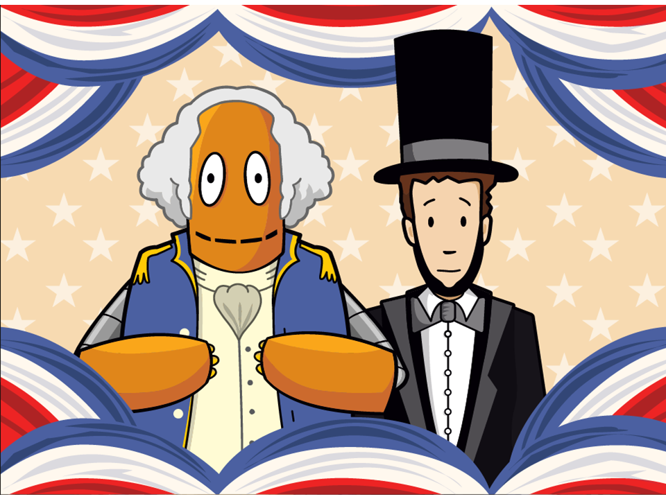 Celebrate Presidents' Day at Home With BrainPOP