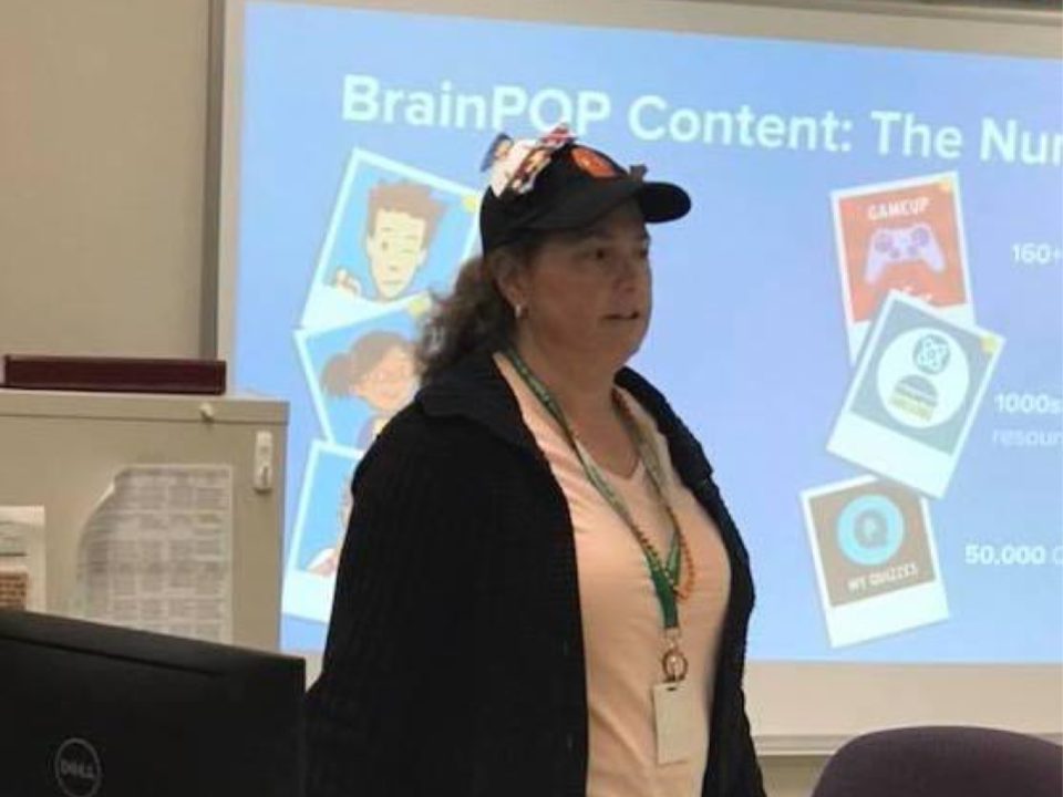 Station Rotations with BrainPOP Individual Accounts – A CBE Aha! Moment 3.18