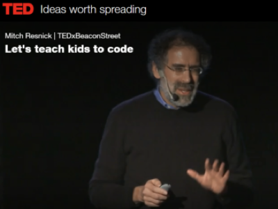 TED Talk: Let's Teach Kids to Code
