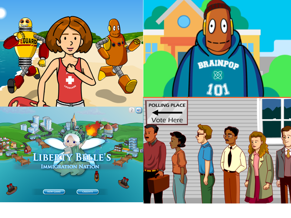 What's New at BrainPOP: August Recap