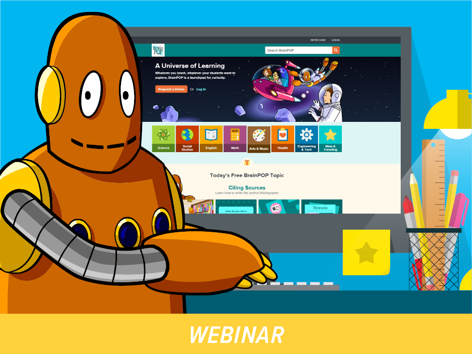 BrainPOP 30 min Overview
