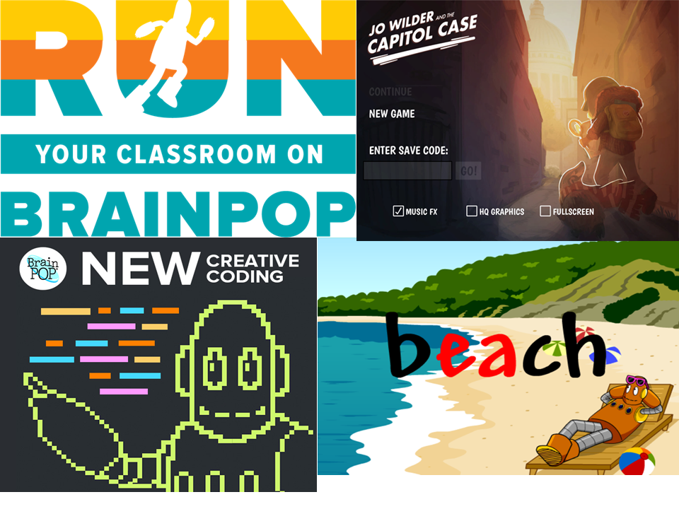 What's New at BrainPOP: September Recap