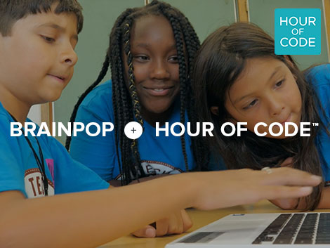 Celebrate Computer Science Education Week with BrainPOP!