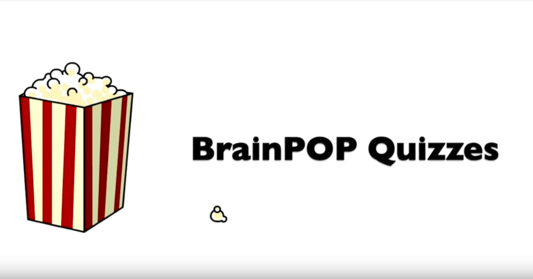 Assessing with BrainPOP Quizzes