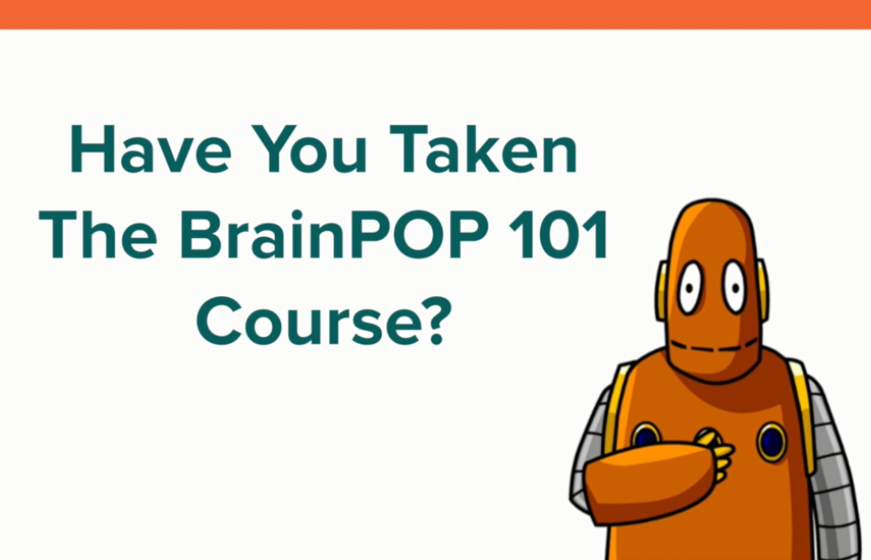 A Sneak Peek at BrainPOP 101