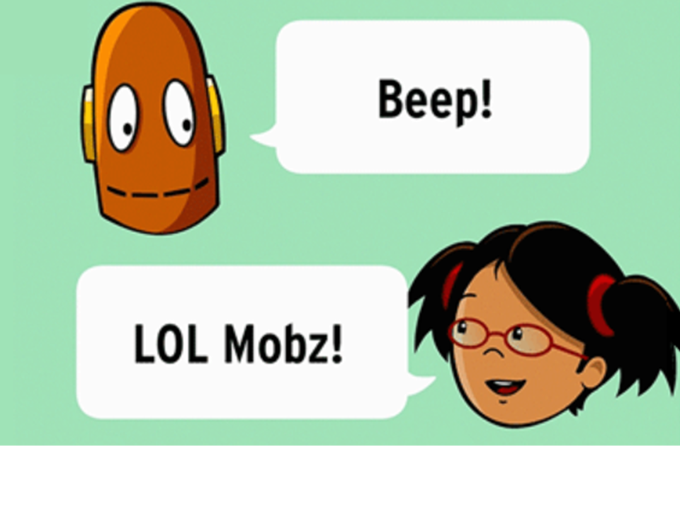 Coding Conversations with BrainPOP & Scratch