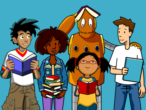 BrainPOP Reading Round-Up