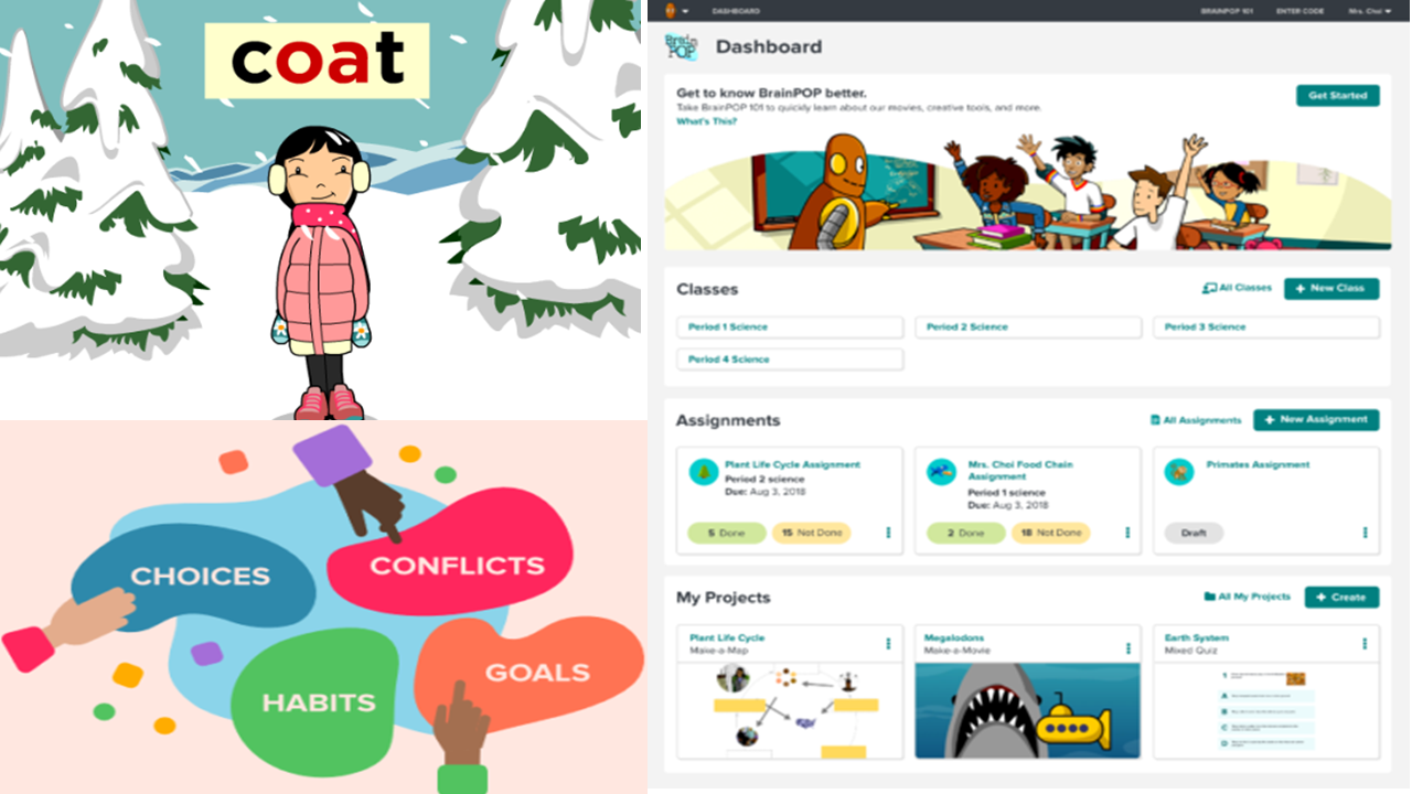 What's New at BrainPOP: July Recap