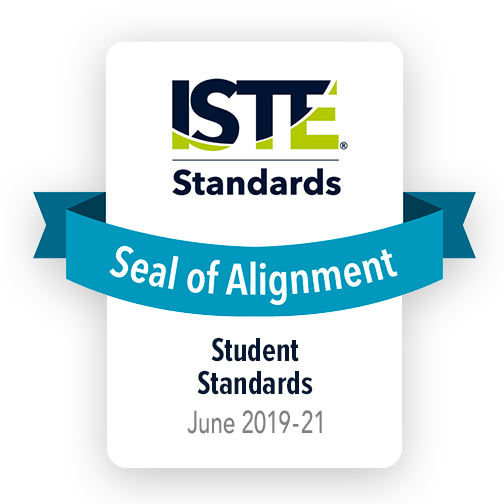 BrainPOP Awarded ISTE Seal of Alignment