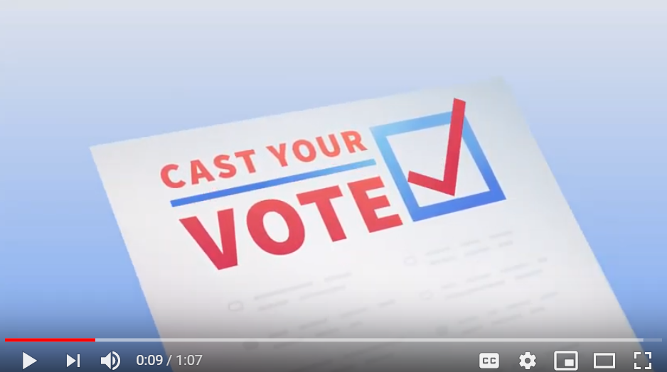 Cast Your Vote Game Trailer