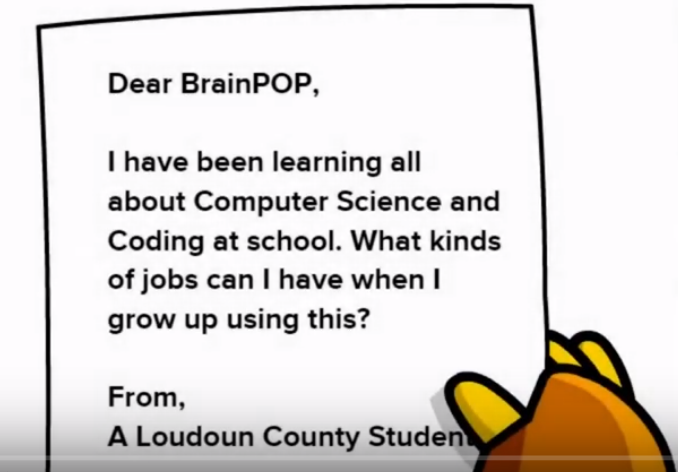 Computer Science at BrainPOP