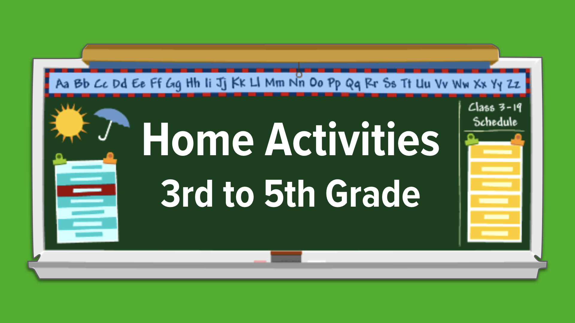 Grades 3-5 Home Activity Ideas for Using BrainPOP